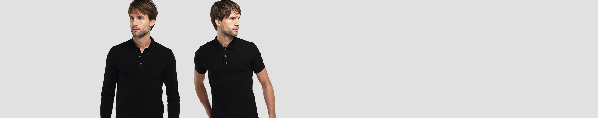 Black Poloshirts