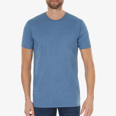 Santiago T-shirt, Jeans blue