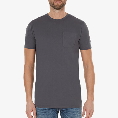 Largo t-shirt, Dark grey