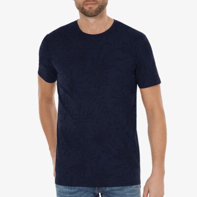 Santiago T-shirt, Navy